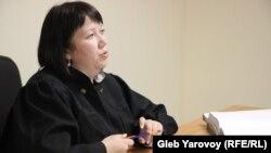 Судья Елена Новосельцева