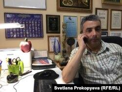 """Лев Шлосберг, лидер псковского """"Яблока"""""""