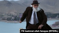 حشمتالله فنایی سینماگر و بازیگر سرشناس سینمای افغانستان
