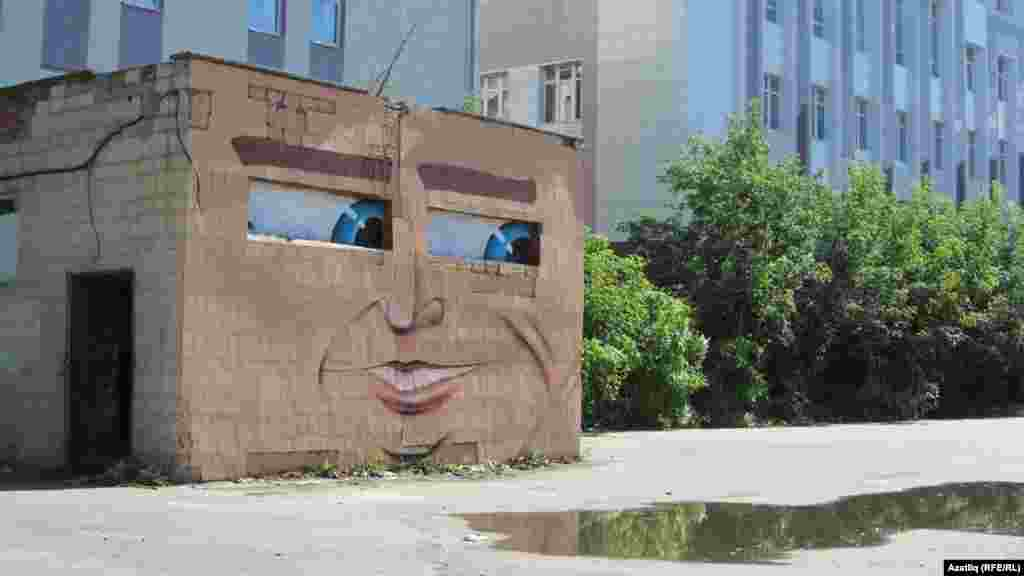 Some 60 artists from across Europe visited Kazan to transform public spaces during the city's first graffiti festival.