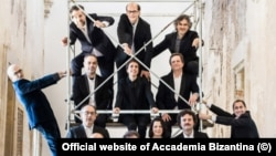 Romania, Bucharest, George Enescu Festival, Accademia Bizantina