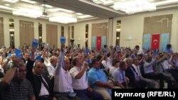 Всесвітнього конгресу кримських татар, Анкара, 1 серпня 2015