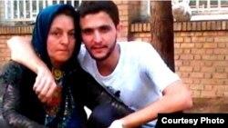 افشین سهرابنژاد، زندانی سیاسی ایرانی کُرد