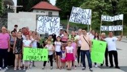 Protesti za Selmira