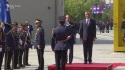 Presidenti Nishani viziton Kosovën
