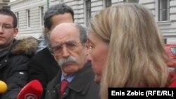 Zoran Pusić i Vesna Teršelič