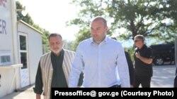 Мамука Бахтадзе заявил на встрече с местными жителями