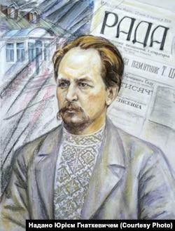 Портрет Євгена Чикаленка