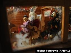 Božić i Djed Mraz u Sarajevu