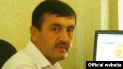 Абдувоҳид Маликов - муҳаррири нашрияи кӯдаконаи «Навниҳол»