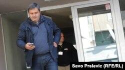 Obavijestili i OEBS i delegaciju EU: Slaven Radunović