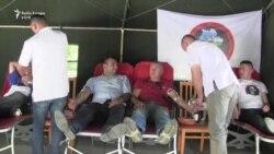 Java e dhurimit vullnetar të gjakut