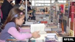 Sajam knjiga u Podgorici, fotografija iz arhive: Savo Prelević