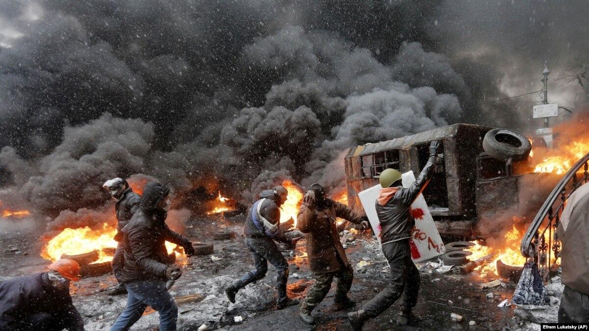 Ваша Свобода | Годовщина Майдана: надежды и разочарования