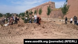 Özbəkistan regionu