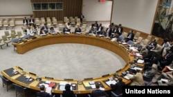 شورای امنیت سازمان ملل، تاکنون چهارقطعنامه تحریمی علیه ایران صادر کرده و خواستار تعلیق غنی سازی اورانیوم شده است