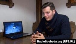 Олександр Галкін, боєць 93-ї бригади