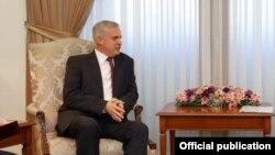 استانیسلاف زاس، رئیس سازمان پیمان امنیت جمعی