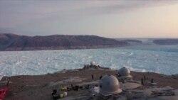 Глобальное потепление, новый ландшафт и сокровища Гренландии