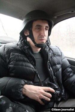 Константин Саломатин Донецкда