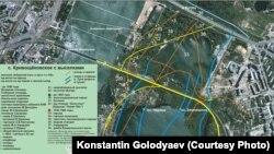 Новая карта Кривощекова