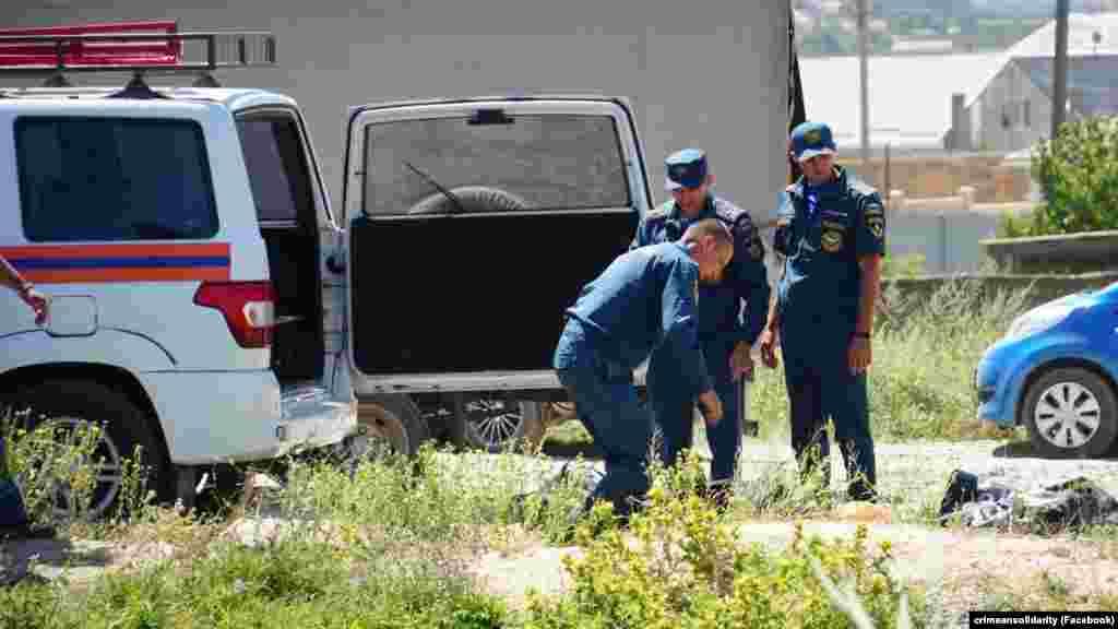 Мусу Сулейманова продолжили искать и утром 25 июля