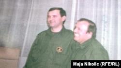 Djuro Matuzović i Ivo Oršolić koji su među uhapšenima