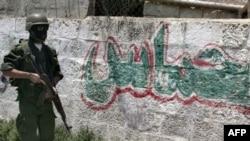 محود دحلان حماس را مجری سیاست های ایران می داند. (عکس: AFP)