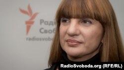 Народний депутат Оксана Корчинська