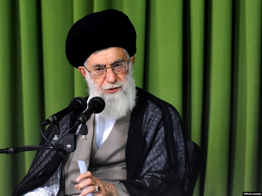 Rare Interview Surfaces With The Wife of Iran's Supreme Leader