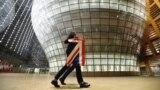Steagul Marii Britanii coborât din clădirile Conciliului UE de la Bruxelles