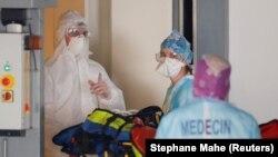 Personal medical implicat în epidemia de coronavirus