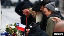 Paris, 8 dhjetor 2015.