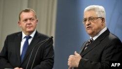 محمود عباس در کنفرانس خبری با نخستوزیر دانمارک/ دانمارک روز چهارشنبه همسو با چندین کشور اروپایی سطح نمایندگی فلسطین را ارتقا داد