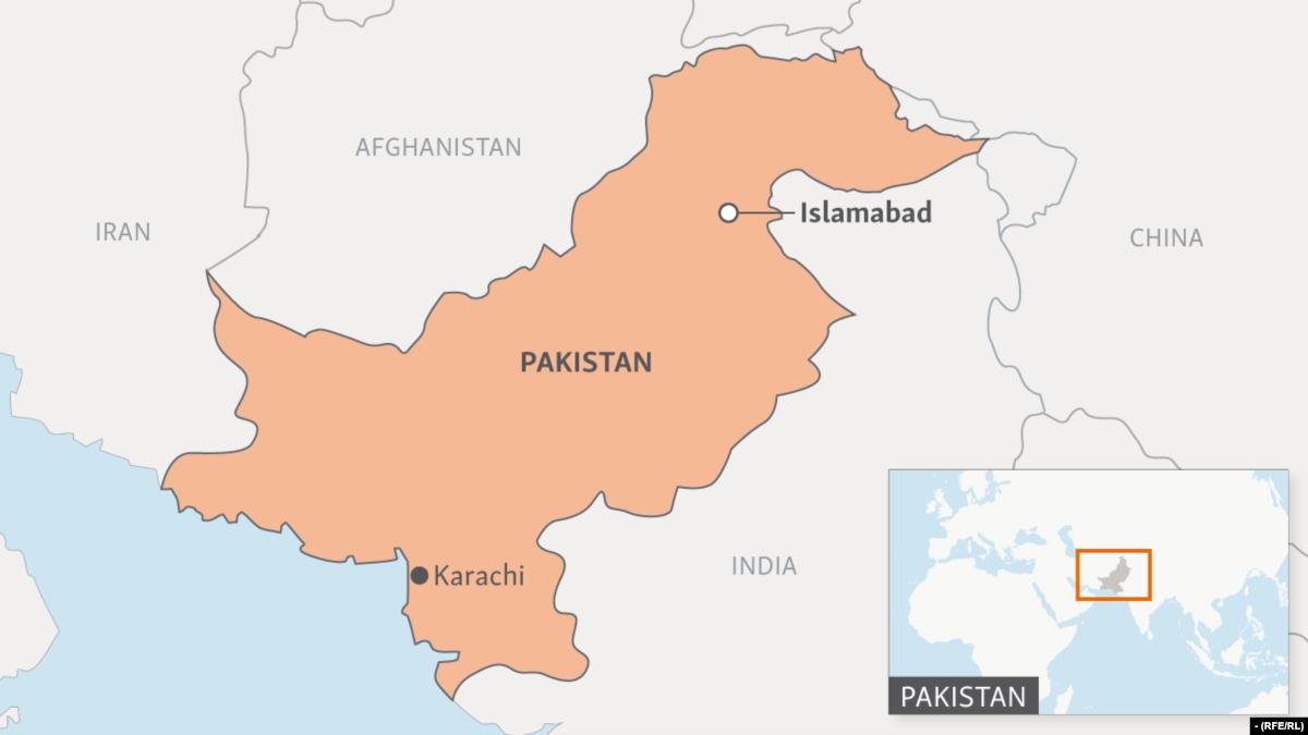 Lightning, Heavy Rains Hit Pakistan Desert, Killing At Least 27