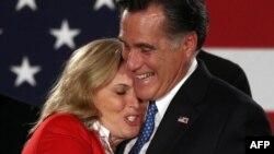 Митт Ромни со своей супругой Энн