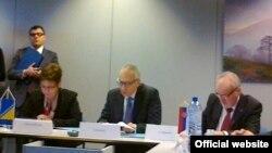 Potpisivanje Protokola u Briselu