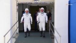 NASA та компанія SpaceX готуються до історичного запуску на МКС – відео