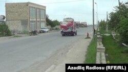 Quba rayonu Əlağa Vahid küçəsi