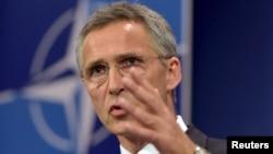 НАТО җитәкчесе Йенс Столтенберг