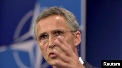 НАТО бас хатшысы Йенс Столтенберг.