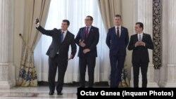 După ce au dat jos guvernul Dăncilă, PNL, USR, PMP și Pro România au probleme în a se înțelege mai departe.