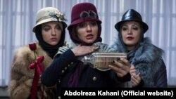 "A still from Abdolreza Kahani's film Delighted, which an official from the Iranian Culture Ministry deemed to be ""immoral."""