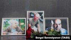 Aleksandr Rastorguyev, Kirill Radçenko, Orhan Cemal