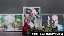Александр Расторгуев, Кирилл Радченко, Орхан Джемаль