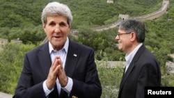 Sekretari amerikan i Shtetit, John Kerry (ARKIV)