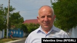 Gheorghe Grigoraș, primarul de Ciuciuleni