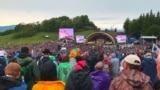Pope Performs Giant Mass For Romania's Ethnic Hungarian Minority