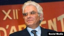 Իտալիայի նախագահ Սերջո Մատարելլա