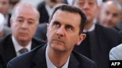 Сирия президенті Башар Асад. Дамаск, 19 тамыз 2012 жыл.